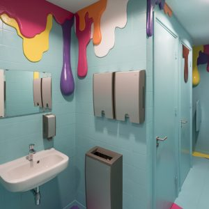 Creative Bathroom