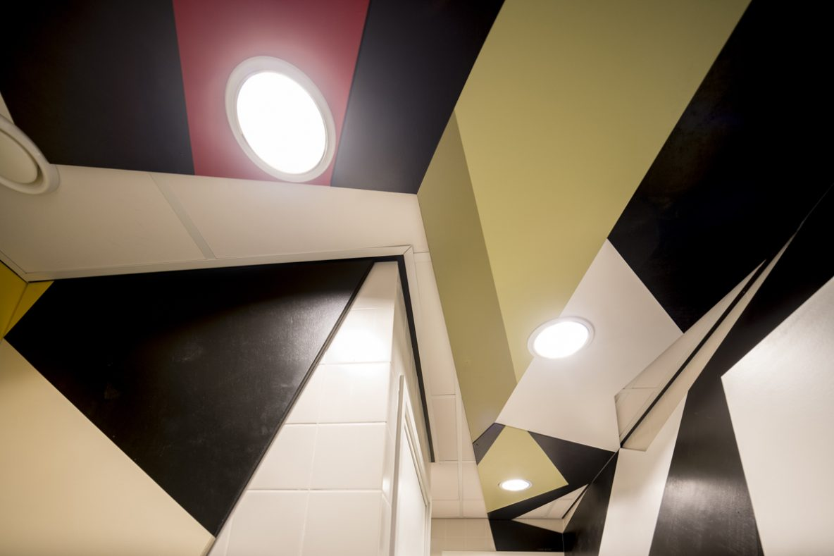CIC Rotterdam Creative Office Design (Bathroom)