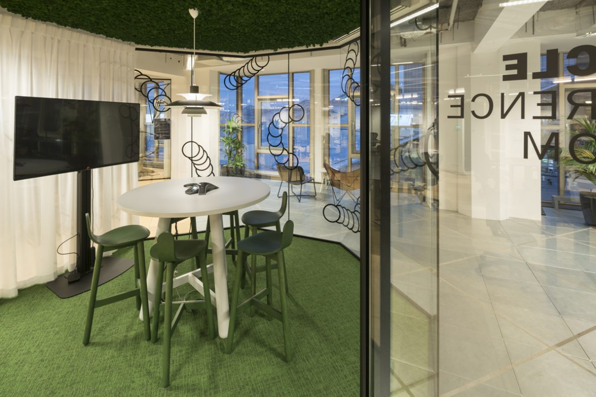 CIC Rotterdam Creative Office Design
