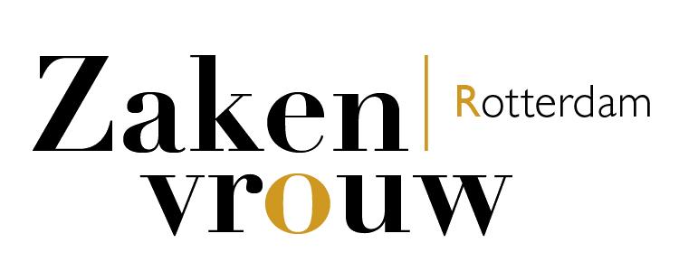 Logo Rotterdamse Zakenvrouw Award