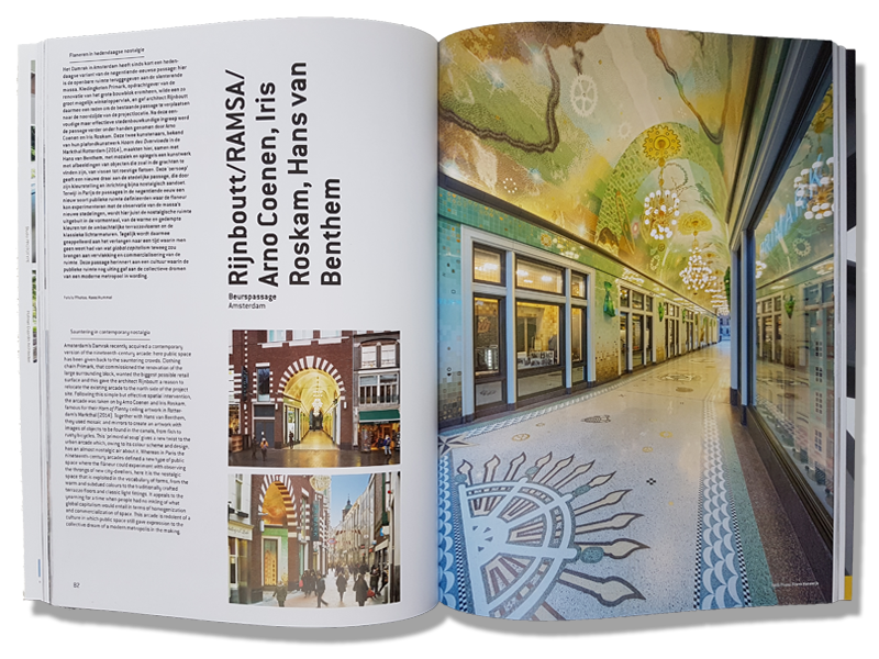 Amsterdam Oersoep published in 'Architecture in the