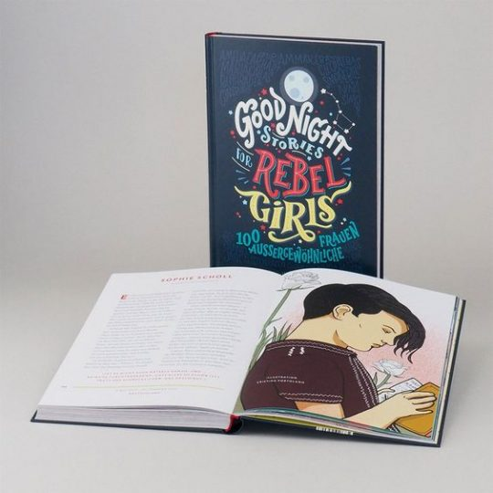 Arttenders Good Night Stories Rebel Girls Favilli