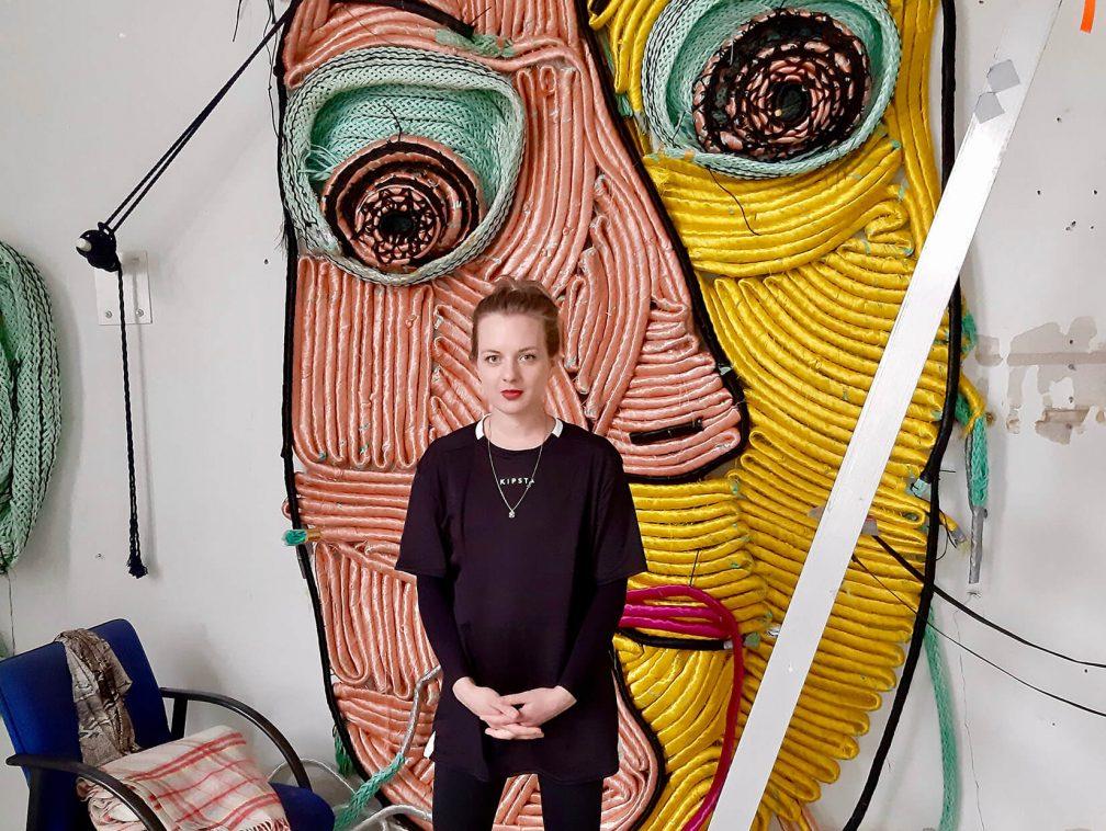 Arttenders Joana Schneider Portrait