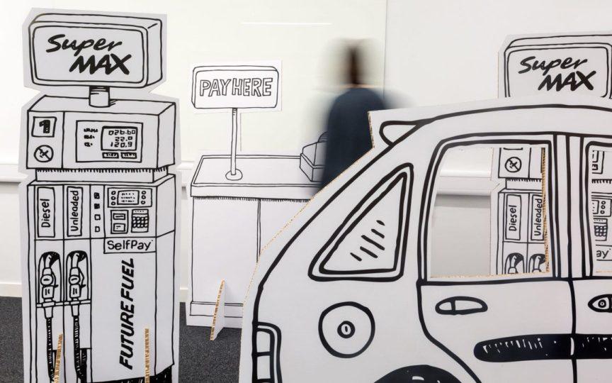 Arttenders Wayfinding Fabrik Visa Design Jam