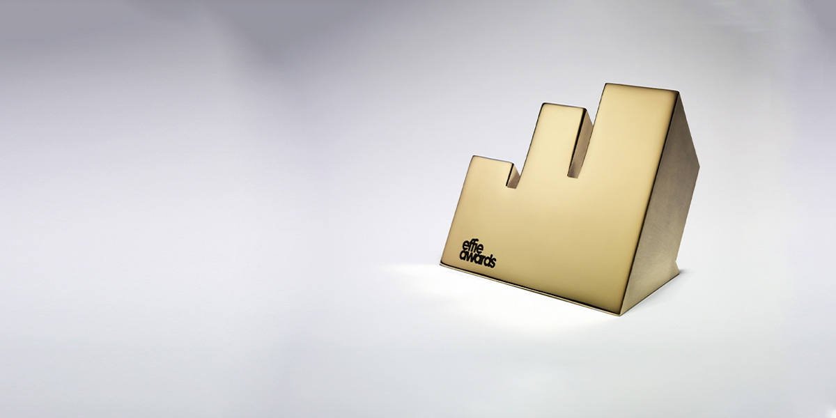 Effie Awards Netherlands Arttenders 40 jaar Glasbak Lekker Bezig