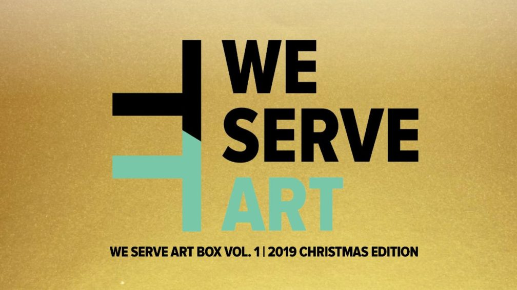 We serve art, Arttenders webshop limited edition artworks