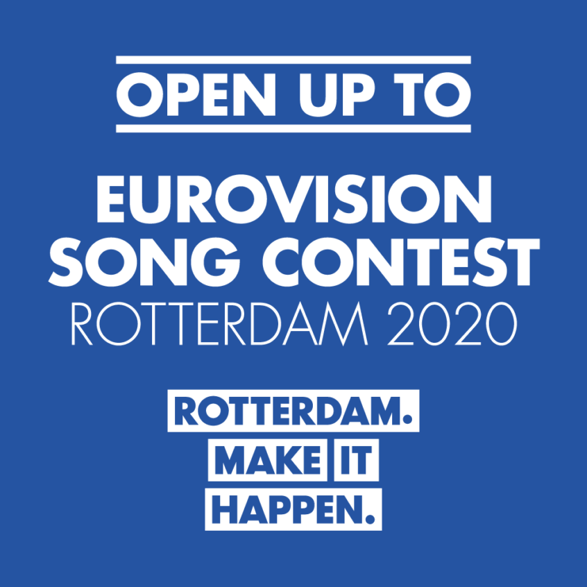 Open Up to Eurovision Song Contest Rotterdam 2020