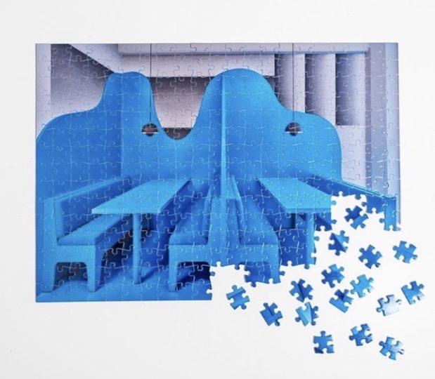 Studio Spass - puzzle