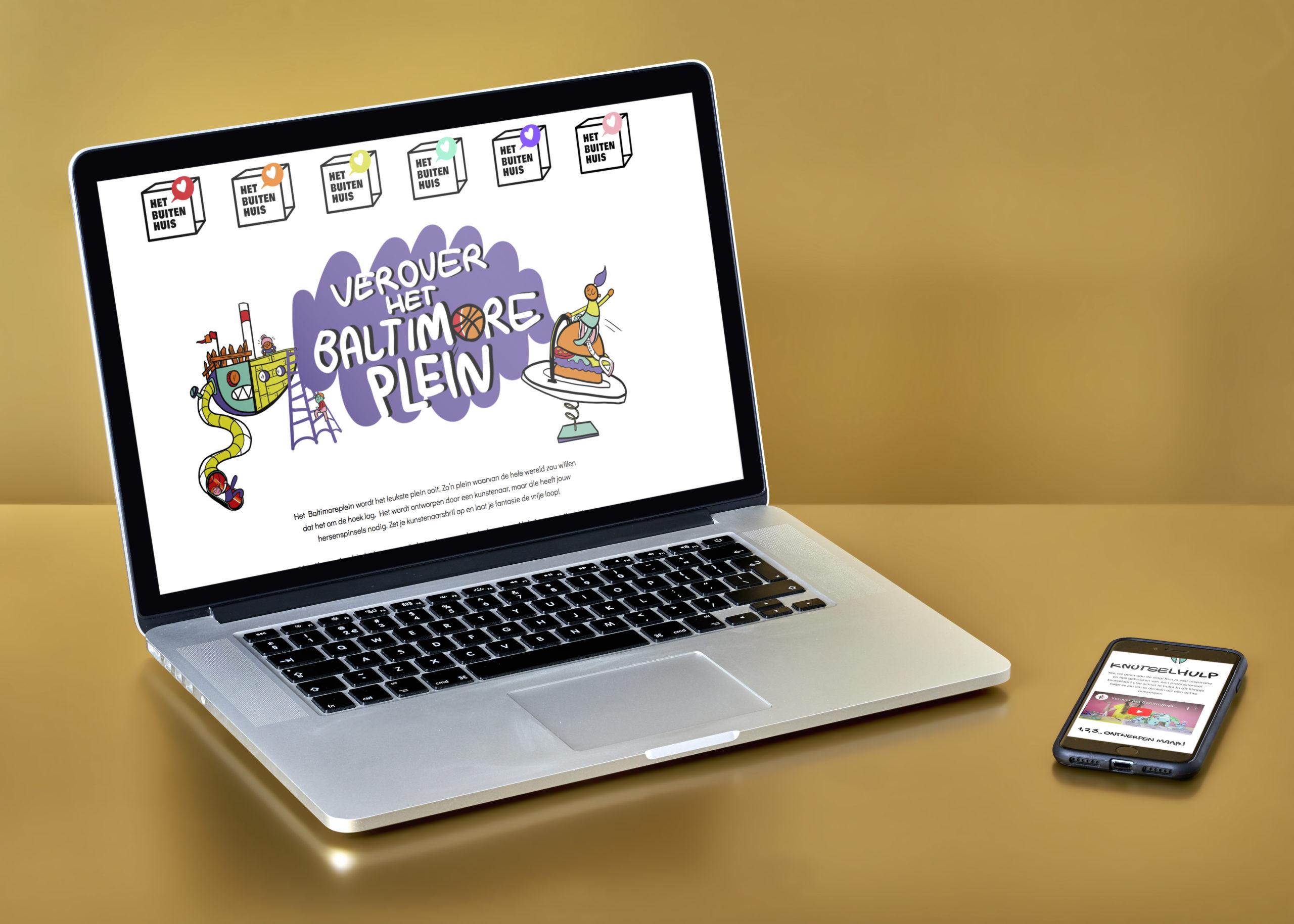 Website www.onzebuit.nl