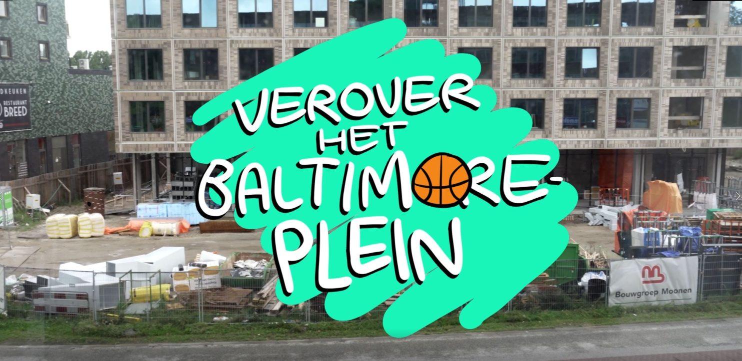 Baltimoreplein Almere Buiten Arttenders Lize Korpershoek