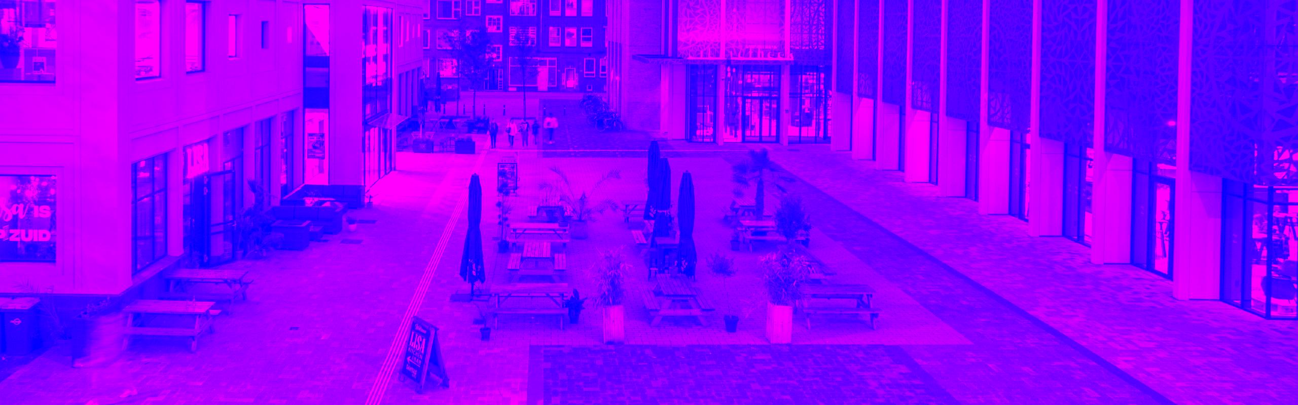The Shape of Rotterdam Arttenders Hart van Zuid