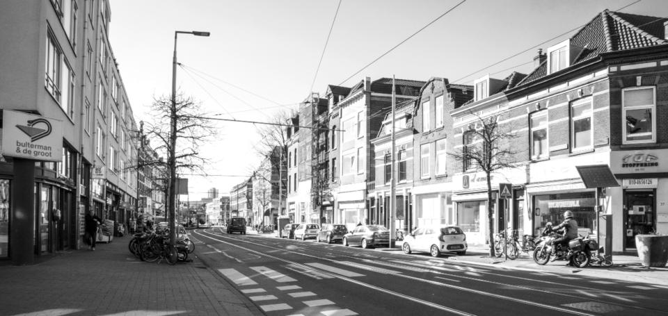 Benthuizerstraat - Poort van Noord