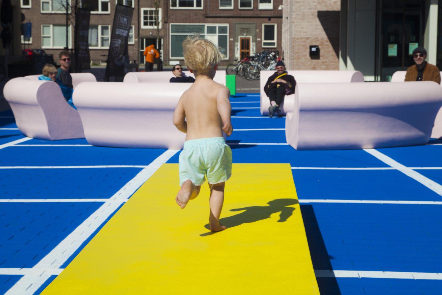 The Splash © Amber Leijen voor Arttenders x Cindy Bakker