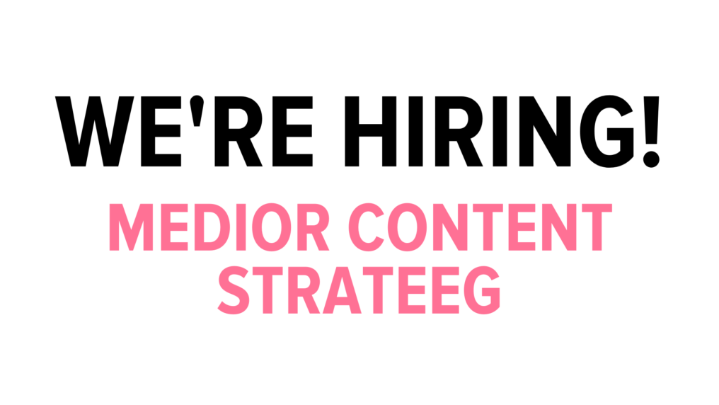 Arttenders vacature content strateeg