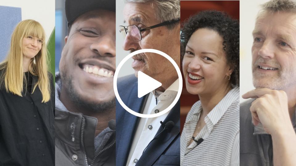 Video series: The People Behind The Splash