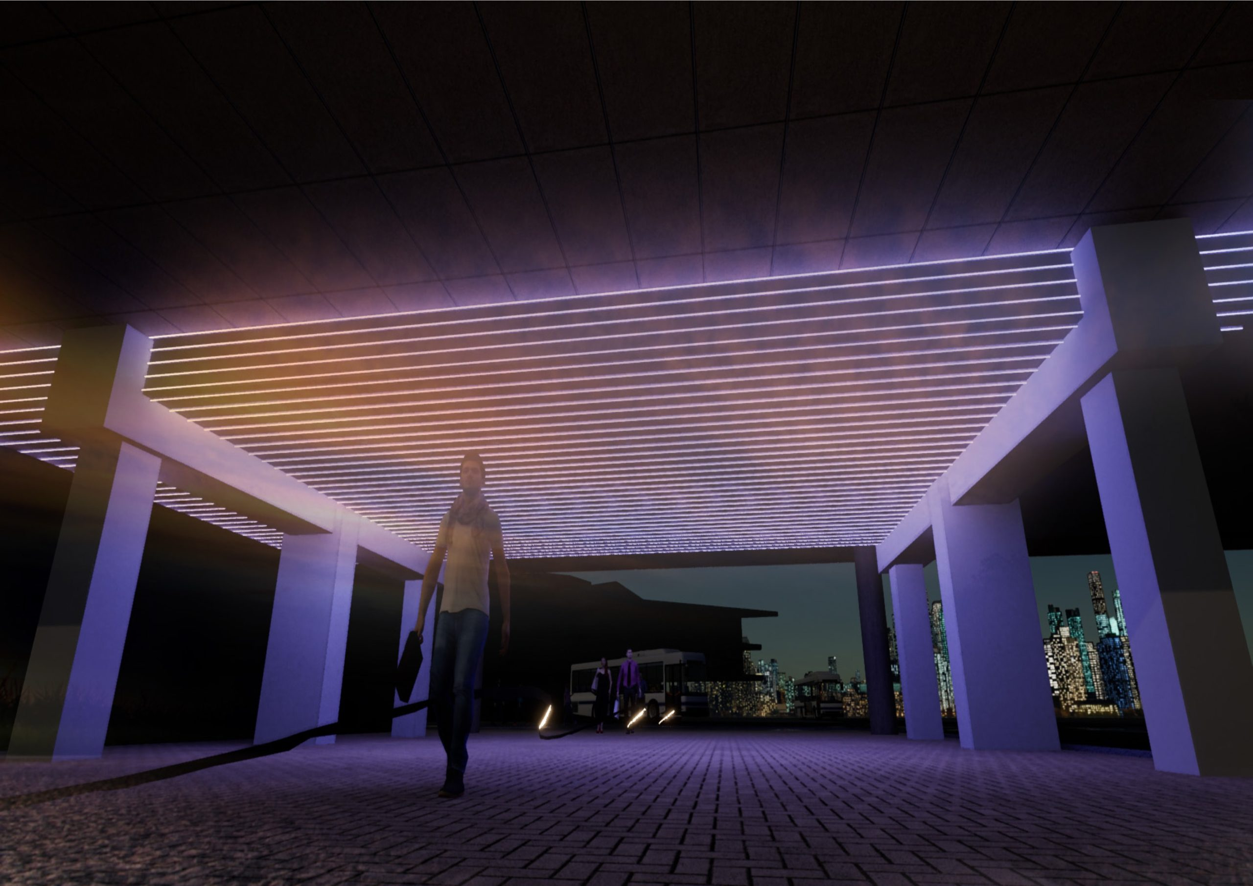 Lichtlucht, Arttenders x VeniVidiMultiplex (2021)